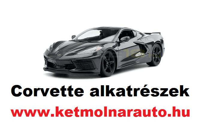Chevrolet Corvette alkatész
