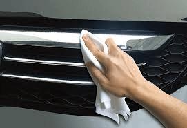 autó króm tisztítása