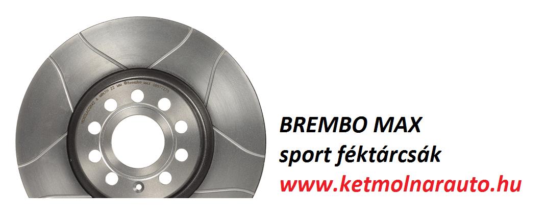BREMBO MAX sport vélemények