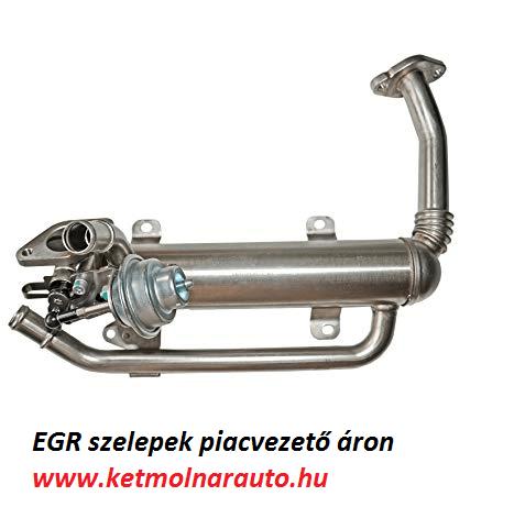 EGR szelep ára