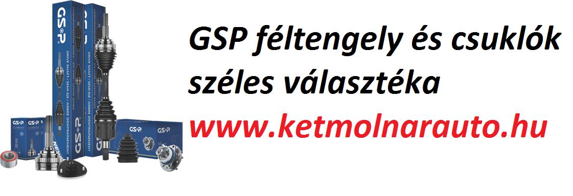 GSP féltengely és féltengelycsukló