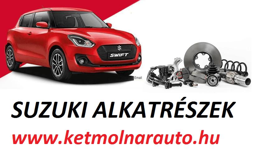 Suzuki alkatrész Debrecen
