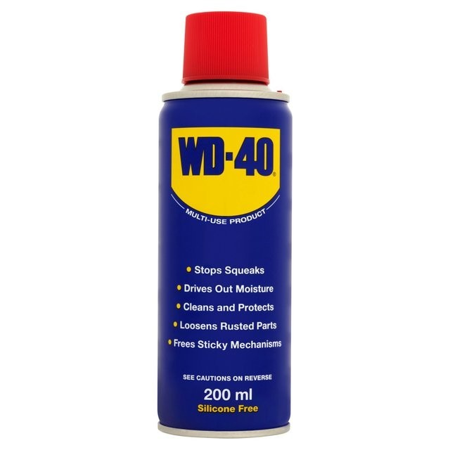 WD-40 spray 200 ml